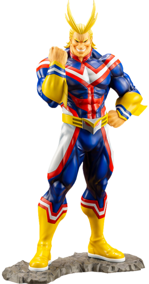 All Might Statue