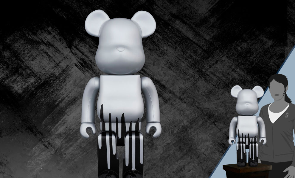 Gallery Feature Image of Be@rbrick Krink 1000% Collectible Figure - Click to open image gallery