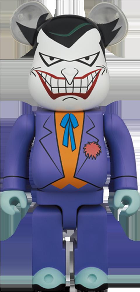 Medicom Toy Be@rbrick Joker (Batman the Animated Series Version) 1000% Bearbrick
