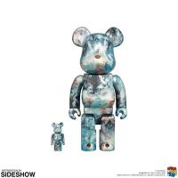Gallery Image of Be@rbrick Pushhead #5 100% and 400% Collectible Set