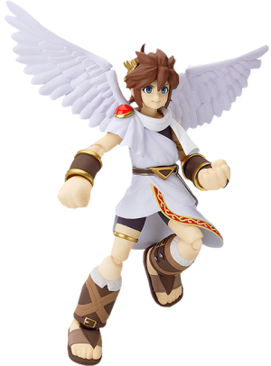 Pit Figma Collectible Figure