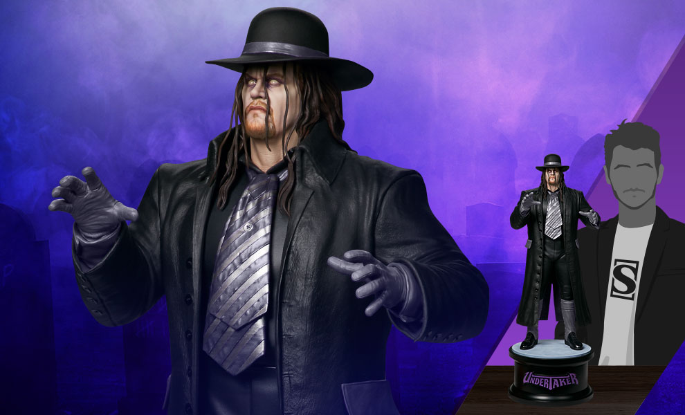 Gallery Feature Image of The Undertaker Statue - Click to open image gallery