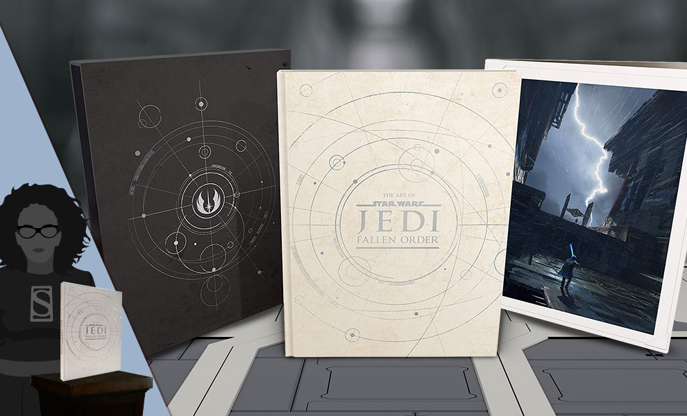Gallery Feature Image of The Art of Star Wars (Jedi: Fallen Order) Limited Edition Book - Click to open image gallery
