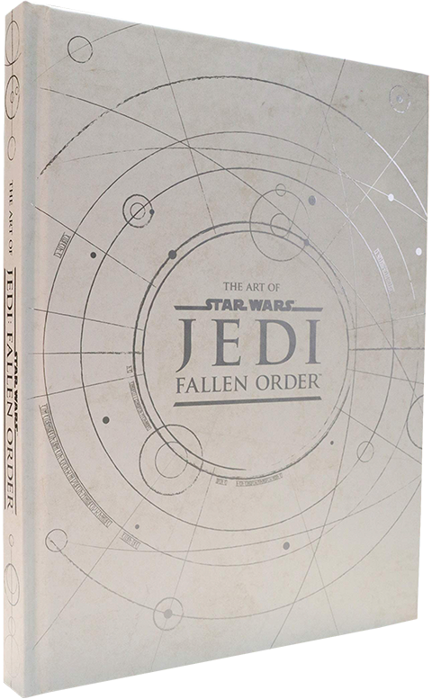 Dark Horse Comics The Art of Star Wars (Jedi: Fallen Order) Limited Edition Book