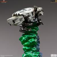 Gallery Image of Iron Man Illusion Deluxe Statue