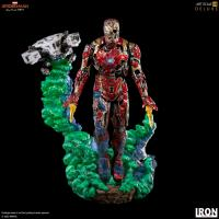 Gallery Image of Iron Man Illusion Deluxe 1:10 Scale Statue