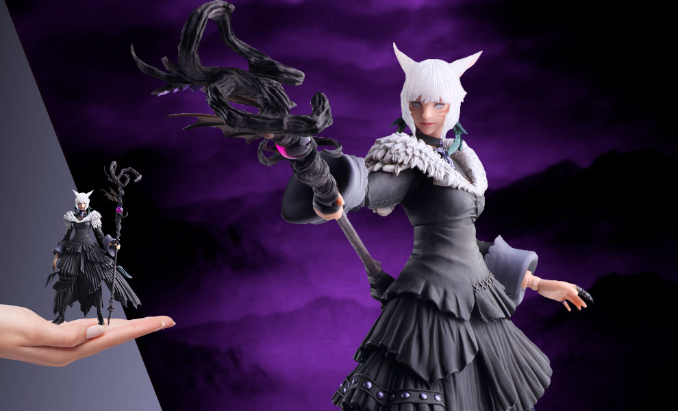 Gallery Feature Image of Y'shtola Action Figure - Click to open image gallery
