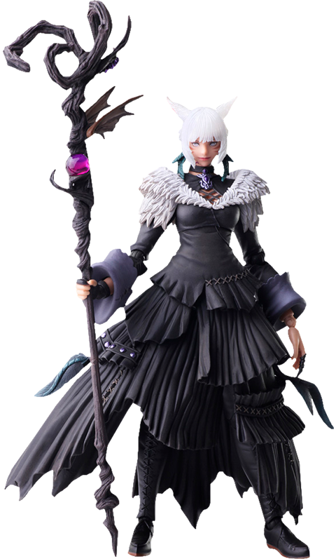 Square Enix Y'shtola Action Figure