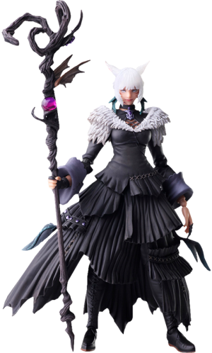 Y'shtola Action Figure