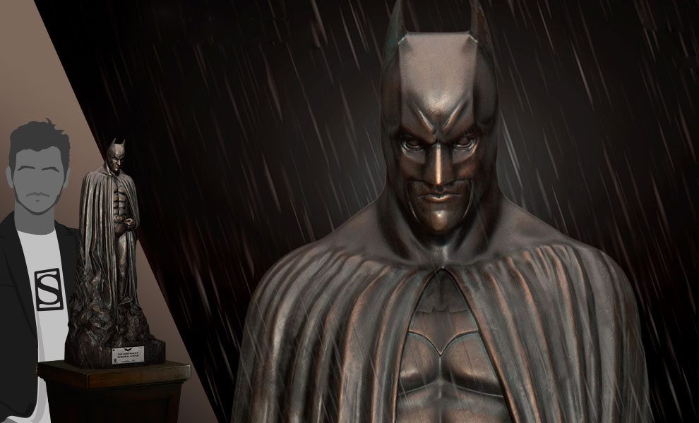 Gallery Feature Image of The Dark Knight Memorial Statue - Click to open image gallery