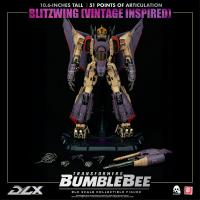 Gallery Image of Blitzwing (Vintage Inspired) Collectible Figure