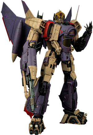 Blitzwing (Vintage Inspired) Collectible Figure