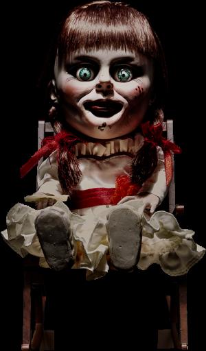 Annabelle Statue
