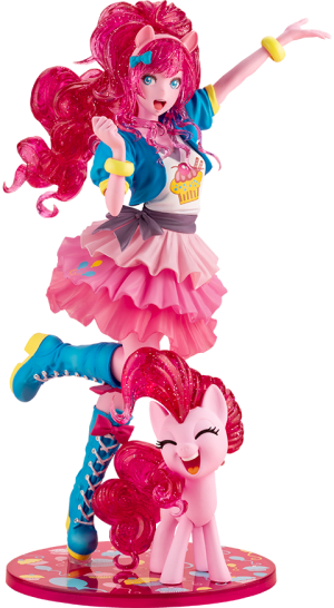 Pinkie Pie (Limited Edition) Statue