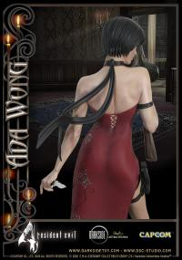 Gallery Image of Ada Wong Polystone Statue