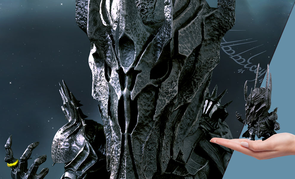 Gallery Feature Image of Sauron Statue - Click to open image gallery