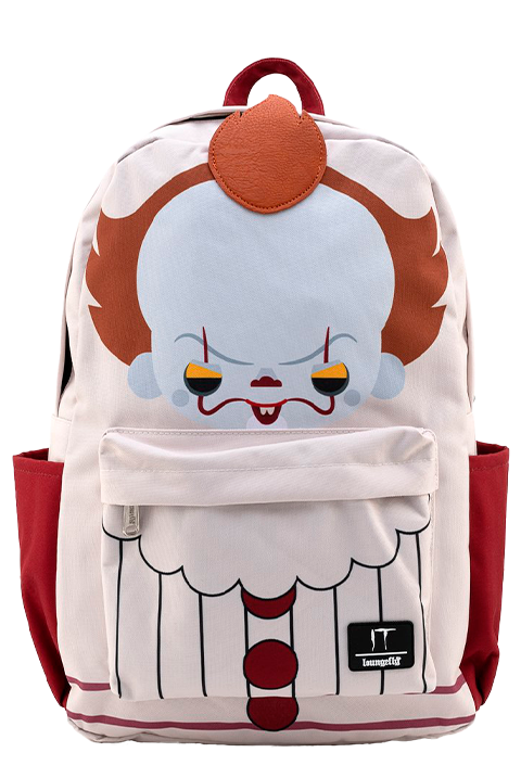 Loungefly Pennywise Chibi Cosplay Backpack Apparel