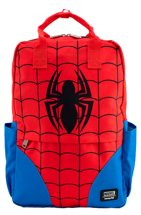 Loungefly Spider-Man Cosplay Backpack Apparel