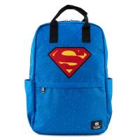 Gallery Image of Superman Shield and Stars Backpack Apparel