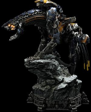 Stalker Statue