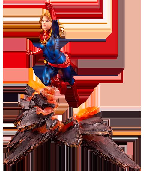 Kotobukiya Captain Marvel Statue