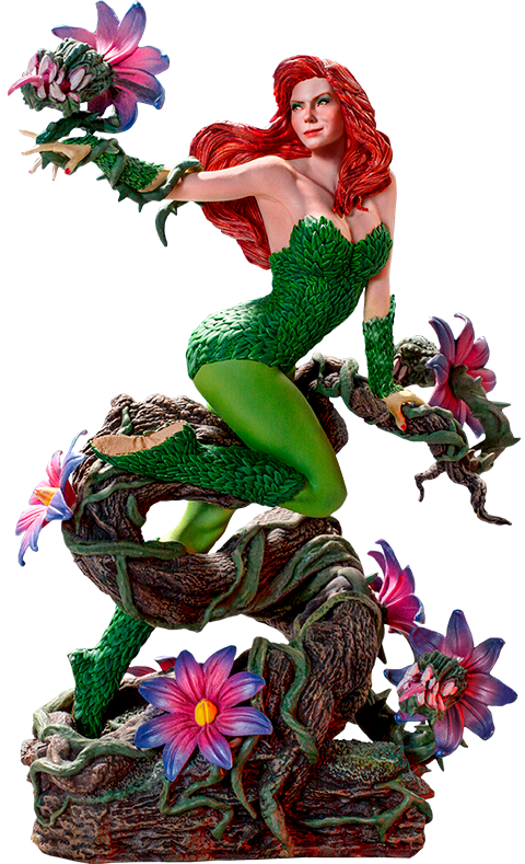 Iron Studios Poison Ivy 1:10 Scale Statue