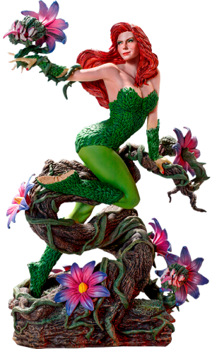 Poison Ivy 1:10 Scale Statue