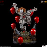 Gallery Image of Pennywise Deluxe 1:10 Scale Statue