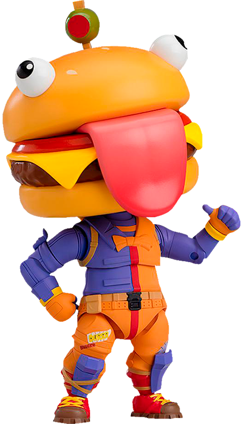 Good Smile Company Beef Boss Nendoroid Collectible Figure