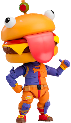 Beef Boss Nendoroid Collectible Figure