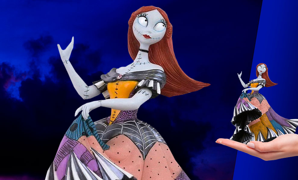 Gallery Feature Image of Sally Couture de Force Figurine - Click to open image gallery