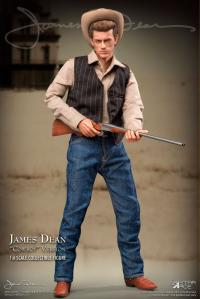 Gallery Image of James Dean (Cowboy Version) Sixth Scale Figure