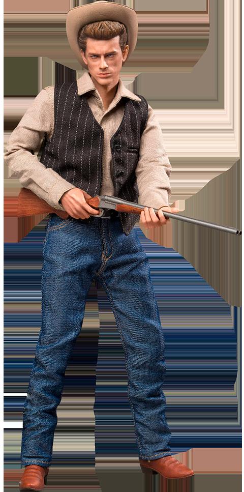Star Ace Toys Ltd. James Dean (Cowboy Version) Sixth Scale Figure