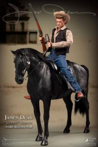 Gallery Image of James Dean (Cowboy Deluxe Version) Sixth Scale Figure