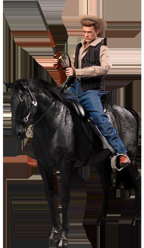 Star Ace Toys Ltd. James Dean (Cowboy Deluxe Version) Sixth Scale Figure