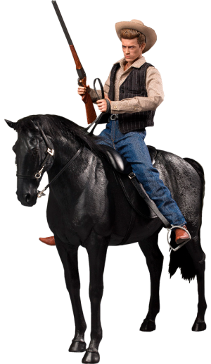 James Dean (Cowboy Deluxe Version) Sixth Scale Figure