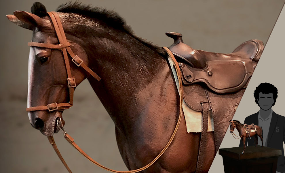 Gallery Feature Image of James Dean Horse Sixth Scale Figure - Click to open image gallery