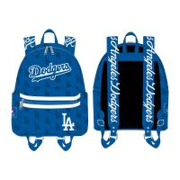 Gallery Image of Dodgers Blue AOP Mini Backpack Apparel