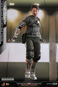 Gallery Image of Tony Stark (Mech Test Version) Sixth Scale Figure