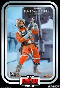 Gallery Image of Luke Skywalker™  (Snowspeeder Pilot) Sixth Scale Figure