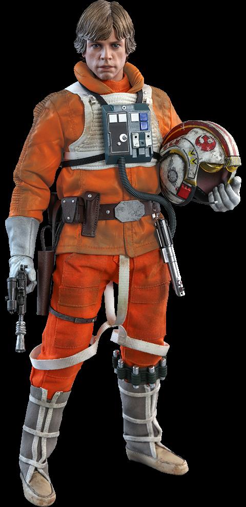 Hot Toys Luke Skywalker™  (Snowspeeder Pilot) Sixth Scale Figure