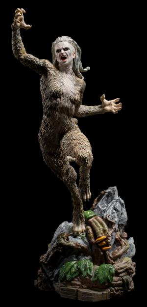 Cheetah 1:10 Scale Statue