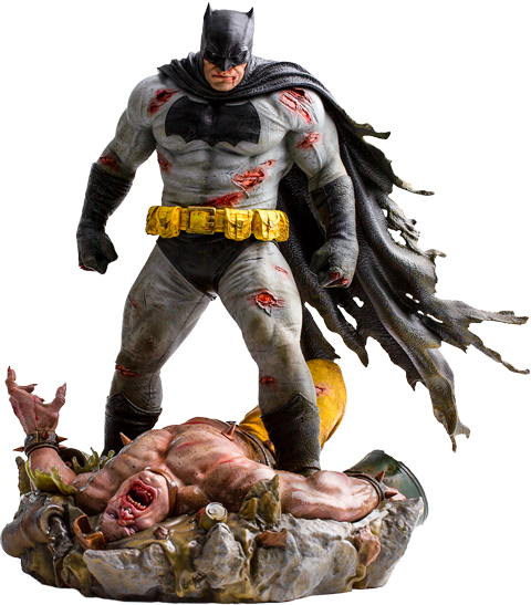 Iron Studios Batman: The Dark Knight Returns Sixth Scale Diorama
