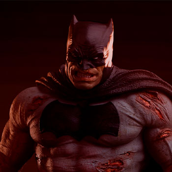 Batman: The Dark Knight Returns Sixth Scale Diorama