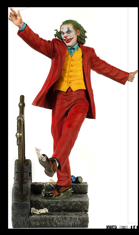 Iron Studios The Joker Statue