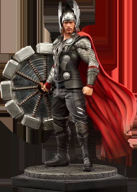 Iron Studios Thor Deluxe 1:10 Scale Statue