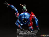Gallery Image of Peni Parker & SP//dr Deluxe 1:10 Scale Statue