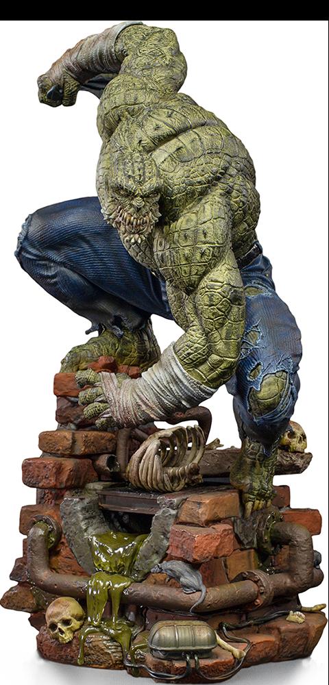 Iron Studios Killer Croc Deluxe 1:10 Scale Statue