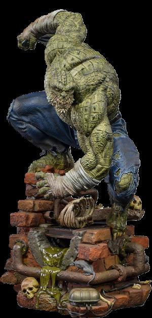 Killer Croc Deluxe 1:10 Scale Statue