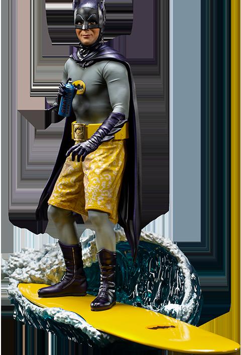 Iron Studios Batman Deluxe 1:10 Scale Statue